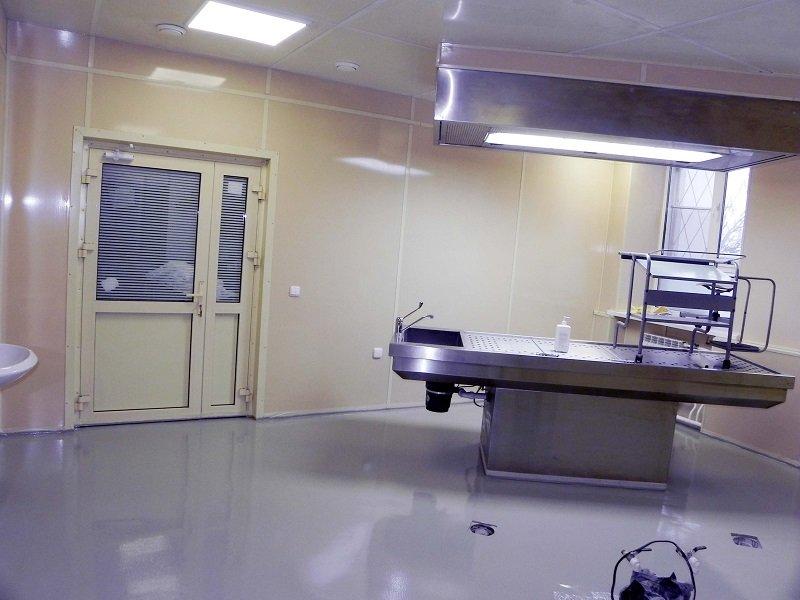Кріплат в медичних закладах