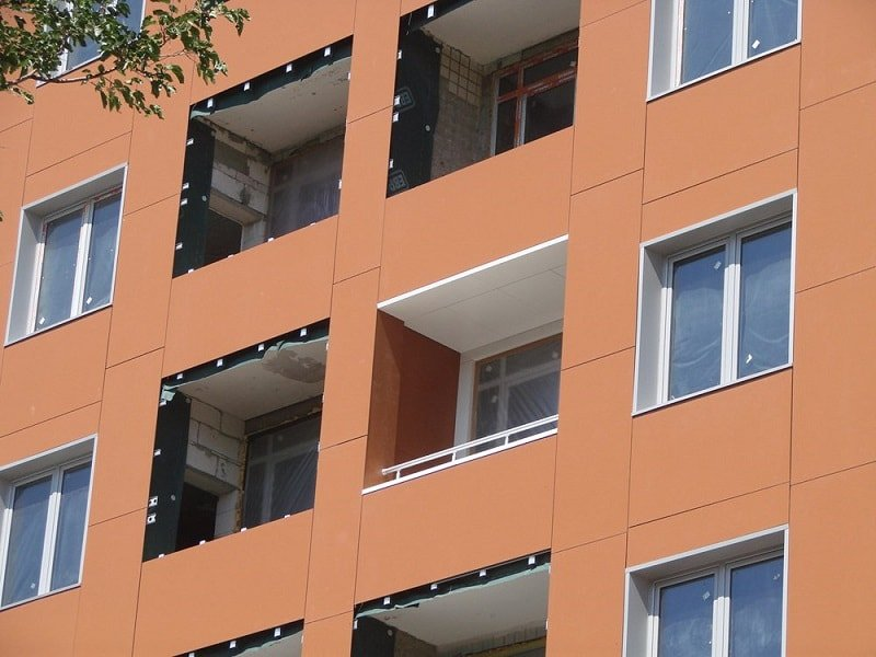 Фасадні панелі Кріплат на основі ФЦП
